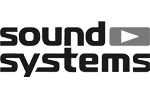SoundSystems logo bw